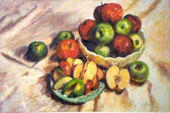 A Diversion of Apples