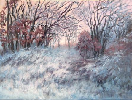Original Oil Paintings by Artist Suzanne Poursine Massion -